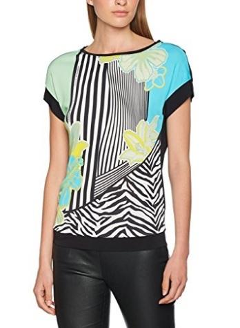 Maglietta T Shirt Versace Jeans Mille Fantasie