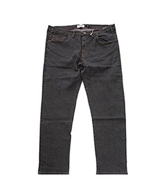 Pantaloni Jeans Strech Taglia Forte Per Uomo