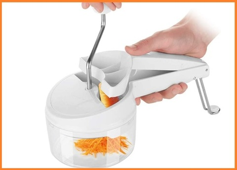 Grattugia carote julienne manuale