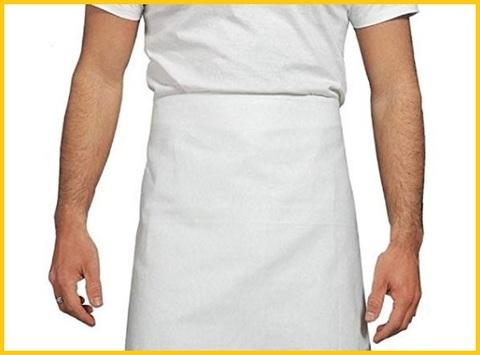 Grembiule Cuoco Bianco