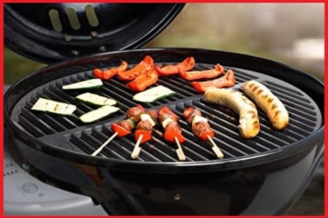 Griglia ghisa barbecue diametro 57