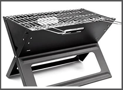 Griglia portatile barbecue pieghevole