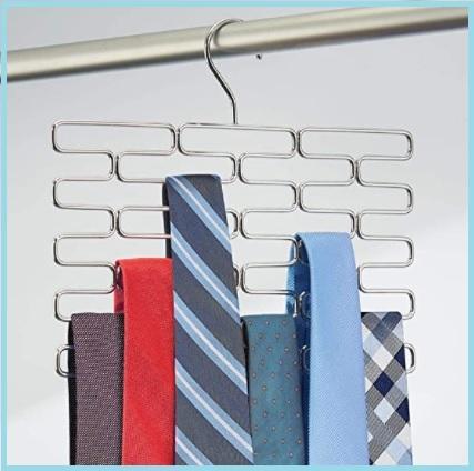 Grucce ordinate cravatte