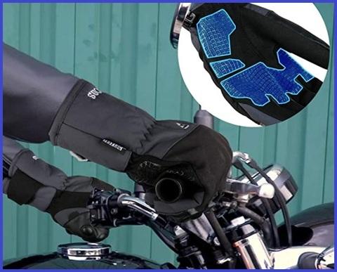 Guanti Moto Invernali