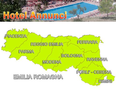 Hotel nella regione emilia romagna
