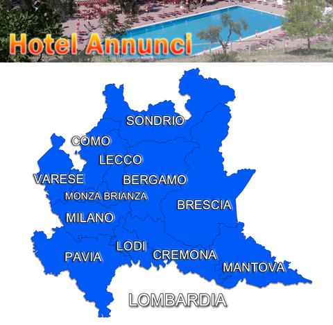 Hotel nella regione lombardia