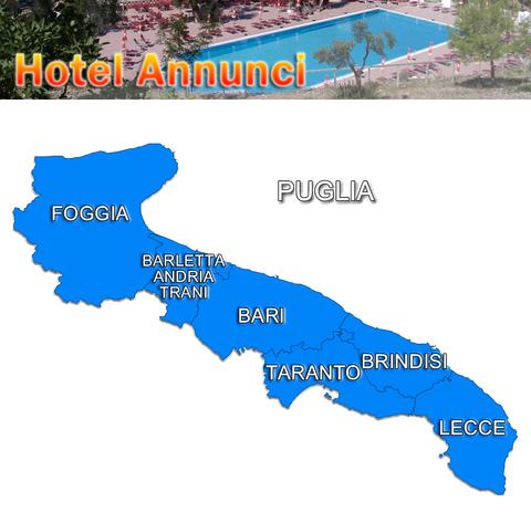 Hotel Nella Regione Puglia