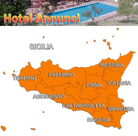 Hotel nella regione sicilia
