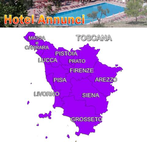 Hotel Nella Regione Toscana