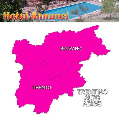 Hotel Nella Regione Trentino Alto Adige