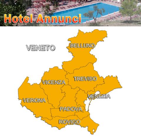 Hotel Nella Regione Veneto