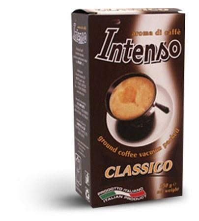 Caffè intenso  arabica macinato