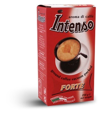 Caffè intenso forte macinato