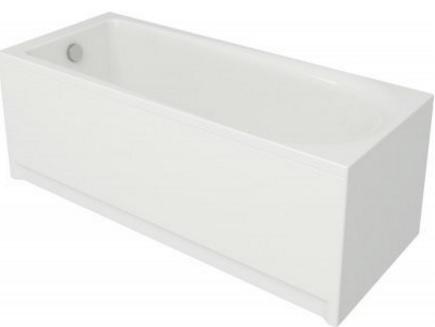 Vasca Da Bagno Classica Prezzi : Vasca da bagno classica e rettangolare grandi sconti idraulico