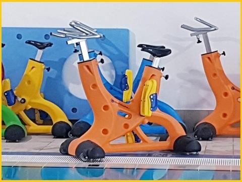 Idroterapia fitness idrobike