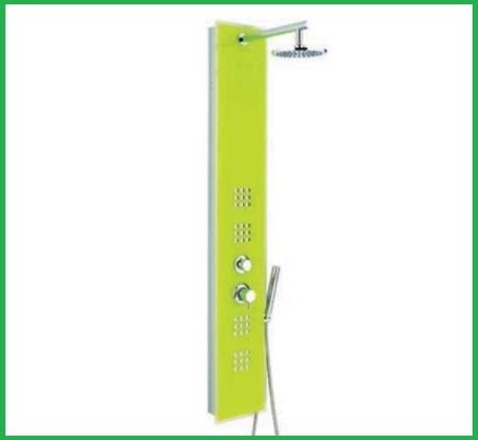 Idroterapia doccia attrezzata
