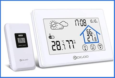 Igrometro Termometro Wireless