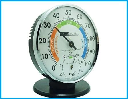 Igrometro Analogico Precisione