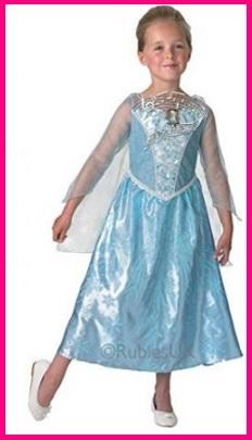 Costumi carnevale disney frozen