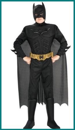 Costumi carnevale supereroi bambini