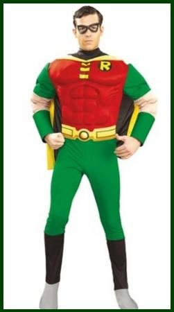 Costumi carnevale supereroi adulti