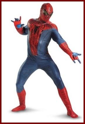 Costumi carnevale supereroi marvel