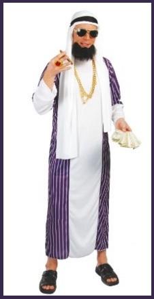 Costumi carnevale uomo economici