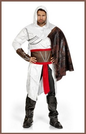 Costumi carnevale uomo hot