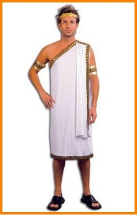 Costumi carnevale uomo roma