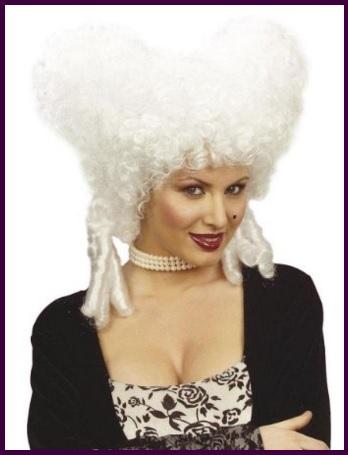 Parrucche carnevale venezia