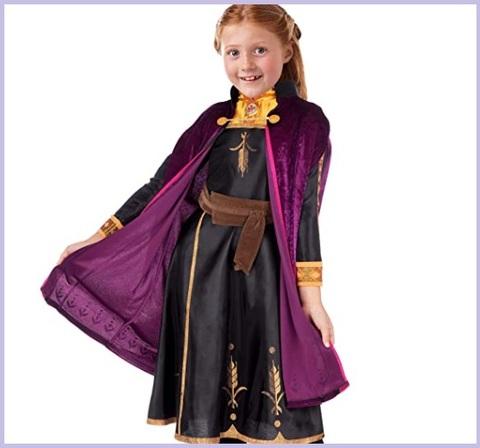 Costume carnevale aurora disney