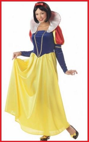 Costumi carnevale principesse disney adulti