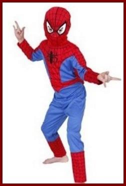 Costumi Carnevale Bambini Uomo Ragno