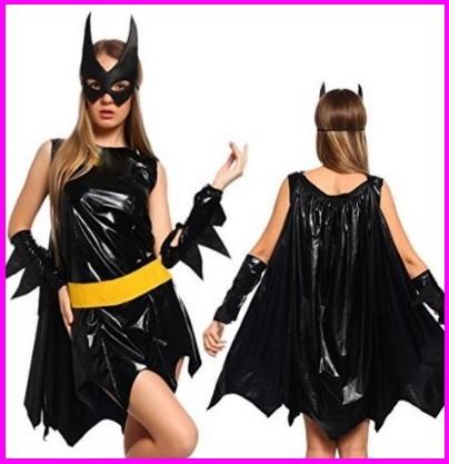 Donna Catwoman Costume adulti Batman Supereroe Costume Di Halloween Da Donna