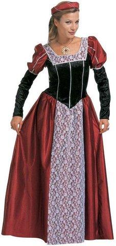 Costume da castellana