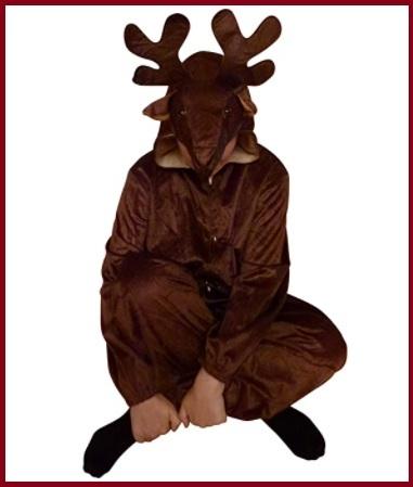 Costume da cerbiatto costume per adulti