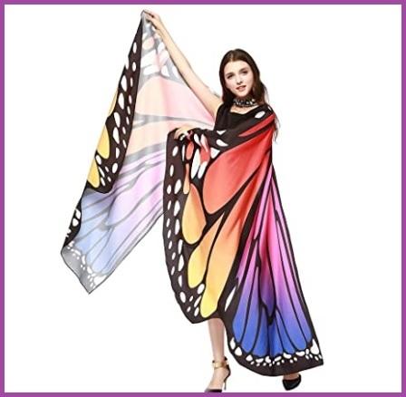 Costume da farfalla, costume per adulti