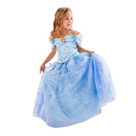 Carnevale bambini abito di venezia principessa