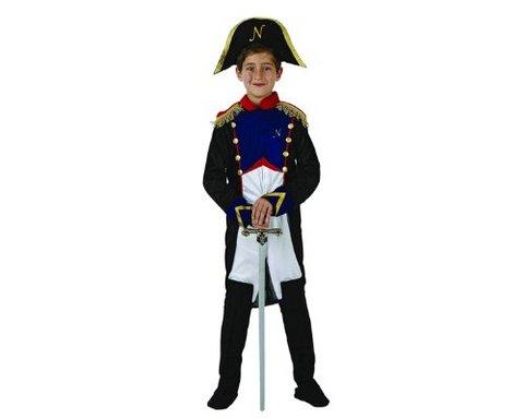 Costume da generale francese bambino napoleone