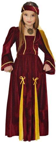Costume Da Principessa Medievale