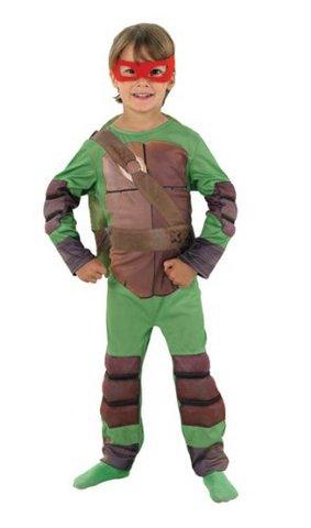 Costume da tartaruga ninja, per bambini