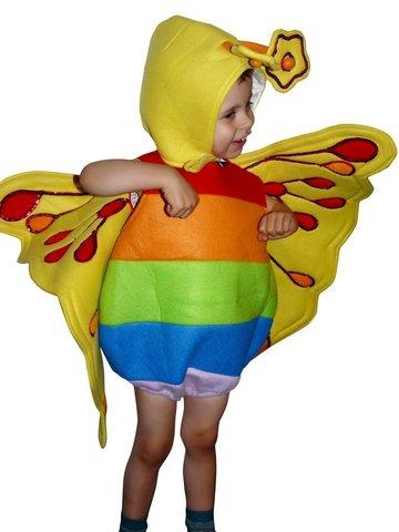 Costume farfalla per neonati e bambini, comodo da indossare