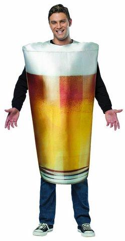 Costume pinta di birra