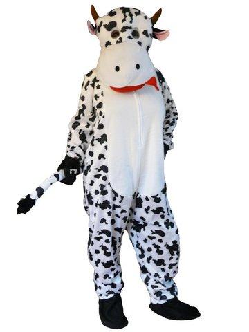 Costume di carnevale da mucca