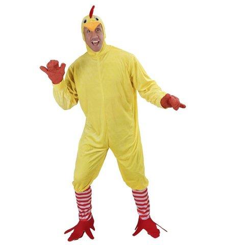 Costume di carnevale da pollo