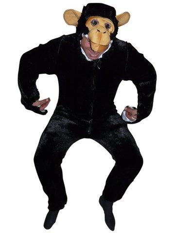Bellissimo costume da scimmia, taglia unica