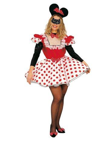 Topina costume donna adulto, taglia s