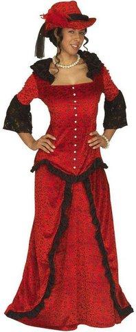 Western lady costume, in taglia xl