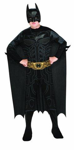 Costume Vestito Batman Per Bambino Carnevale