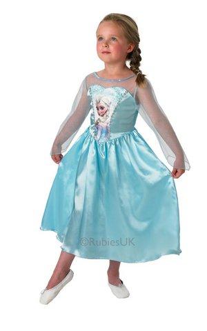Frozen - Costume Da Elsa